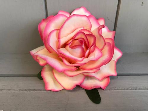 Pin Up Hair Roses - Rose Blush