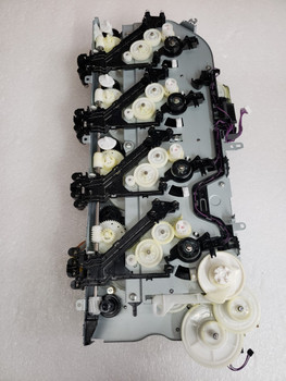 RC2-6830 HP MAIN DRIVE ASSY WITH MOTORS FOR COLOR LASERJET CP5525 SERIES