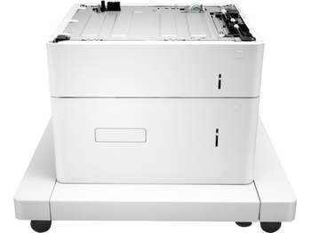HP Color LaserJet 1 x 550/2000-sheet HCI Feeder and Stand (P1B12A)