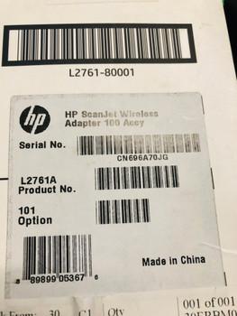 HP ScanJet Wireless Adapter 100 (L2761a)