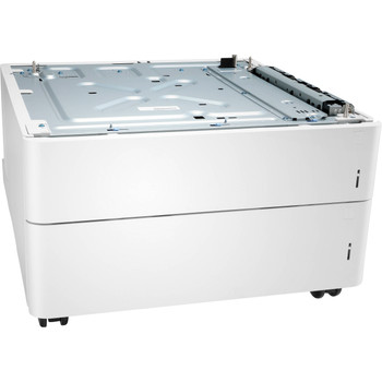 HP Color LaserJet 2x550-sheet Feeder and Stand (T3V29A)