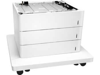 HP Color LaserJet 3x550-sheet Feeder and Stand (P1B11A)