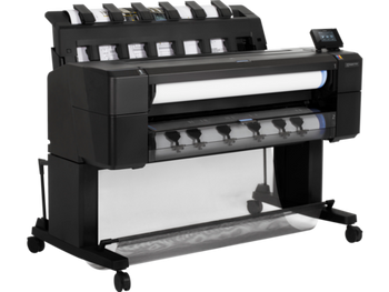 HP DesignJet T1530 914-mm PostScript Printer with Encrypted Hard Disk (L2Y24B)