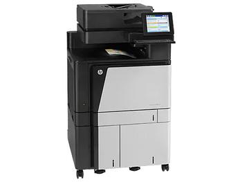 HP Color LaserJet Enterprise flow MFP M880z+ NFC/Wireless Direct (D7P71A)