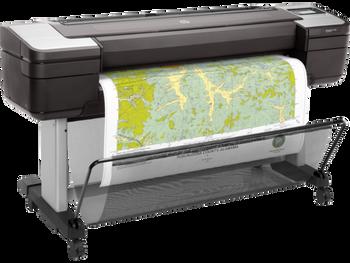 HP DesignJet T1700 44-in PostScript Printer(1VD87A)