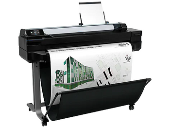 HP DesignJet T520 36-in Printer(CQ893C)
