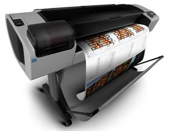 HP Designjet T1300 44-in PostScrip Printer (CR652A)