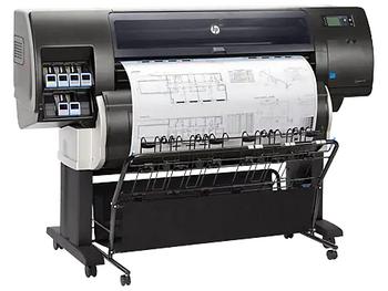 HP DesignJet T7200 42-in Production Printer(F2L46A)