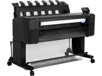 HP DesignJet T930 914-mm PostScript Printer with Encrypted Hard Disk (L2Y22B)
