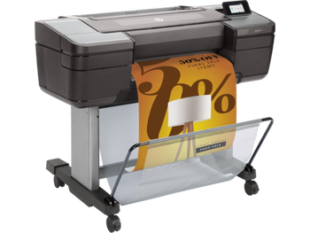 HP DesignJet Z6 24-in PostScript Printer(T8W15A)