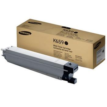Samsung CLT-K659S Toner Cartridge for CLX-8640ND, Black