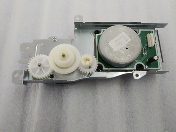 Fuser drive motor (M1) assembly (RM2-6763-000CN)