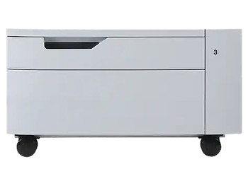 HP Color LaserJet 500-sheet Paper Feeder and Cabinet (CB473A)