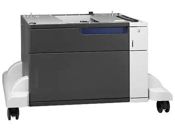 HP LaserJet 1x500-sheet Paper Feeder and Stand (CE792A)