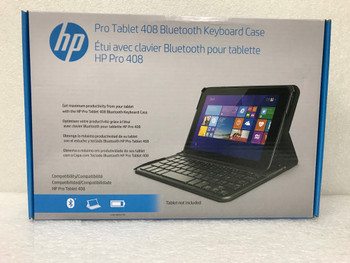 Hp Pro Tablet 408 Bluetooth Keyboard & Folio Case EN/CA (K8P76AA#ABL)