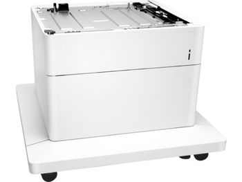 HP Color LaserJet 550-sheet Paper Tray with Stand(P1B10A)