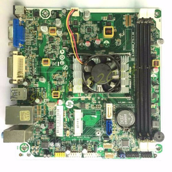 HP 110 Series Motherboard Camphor w/ AMD Kabini CP