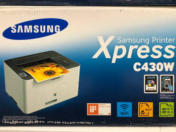 Samsung Xpress Color Laser Printer (C430W)