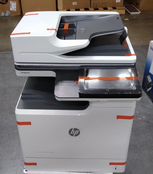 HP Color LaserJet Enterprise Flow MFP M681f (J8A12A)