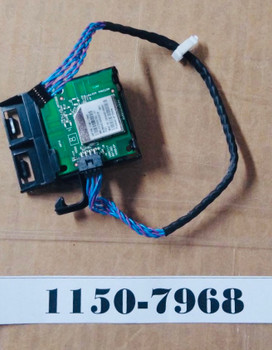 1150-7968 WIRELESS PC BOARD
