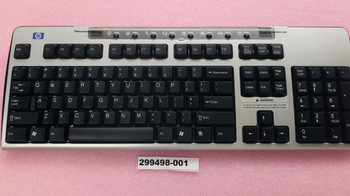 HP KBRA0133 EZ Wireless Keyboard Qwerty (299498-001)