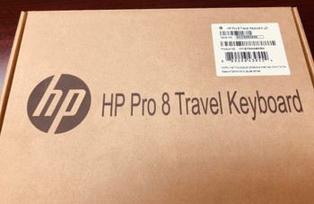HP Pro 8 US English Travel Keyboard New M1E79AA-ABA /FREE SHIPPING