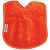 Orange Towel Large Bib