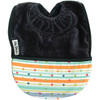 Navy Sprite Towel Pocket Bib