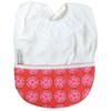 White Melon Towel Pocket Bib