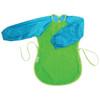 Lime/Aqua Towel Messy Eater
