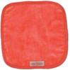 Orange Towel Face Cloth