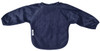 Navy Fleece Long Sleeve Bib