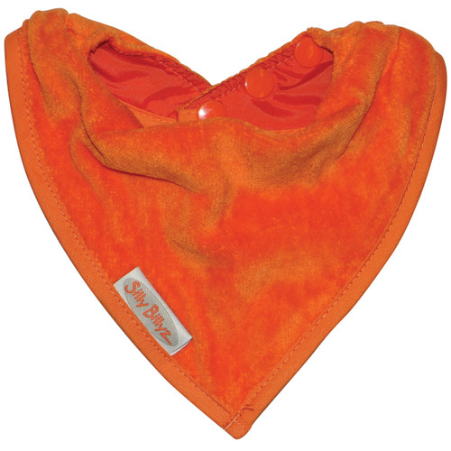 Orange Towel Bandana