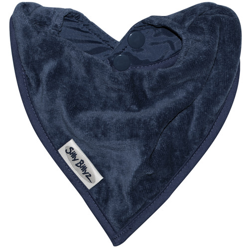 Navy Towel Bandana