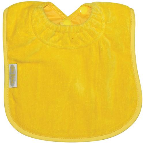 Yellow Towel Large Bib