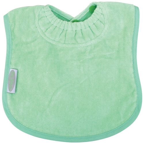 Mint Towel Large Bib