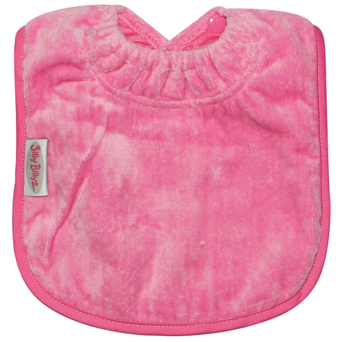 Cerise Towel Large Bib