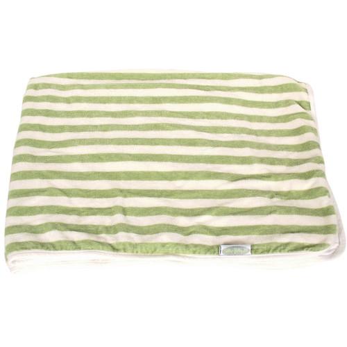 Sage Organic Stroller Blanket