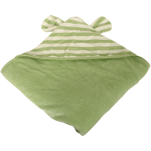 Sage Organic Hooded Towel