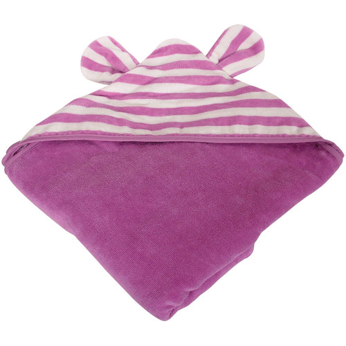 Plum Organic Hooded Towel