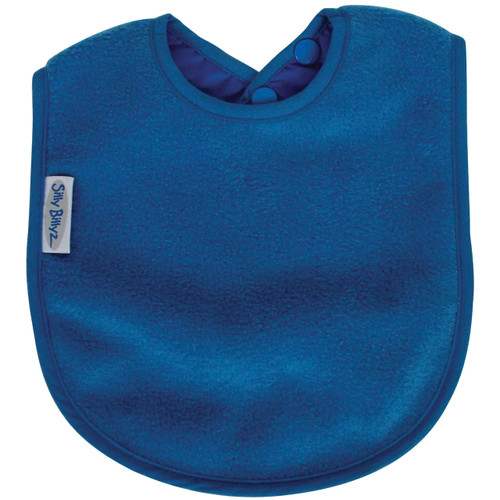 Royal Fleece Large Bib