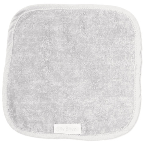 White Towel Face Cloth