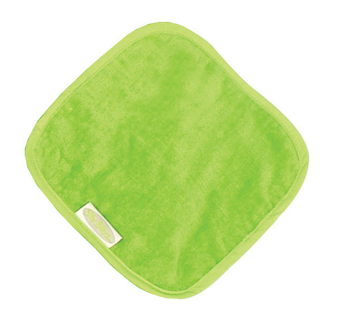 Lime Towel Face Cloth
