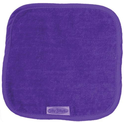 Purple Towel Face Cloth