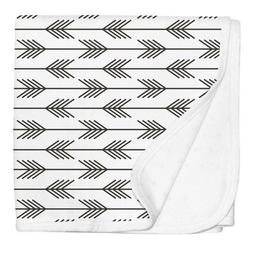 Arrows Stroller Blanket