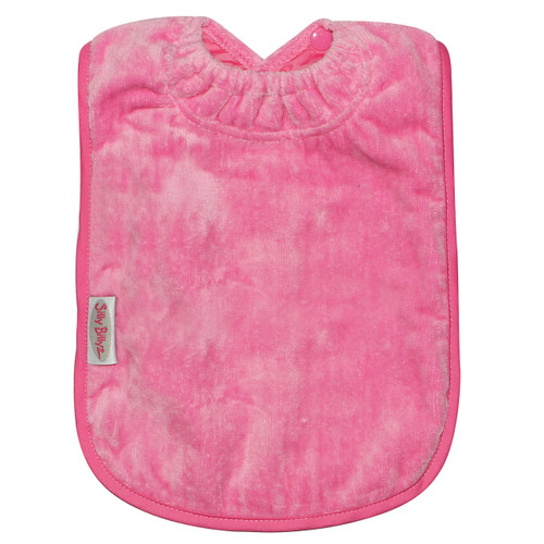 Cerise XL Towel Bib