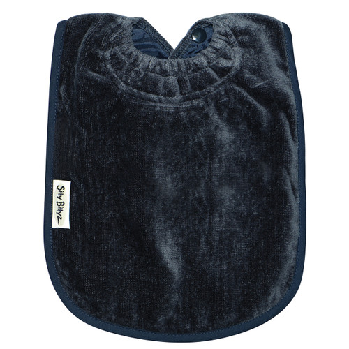 Navy XL Towel Bib