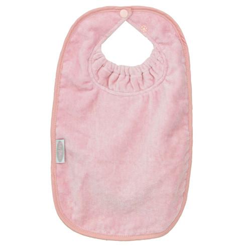 Antique Pink XL Towel Bib