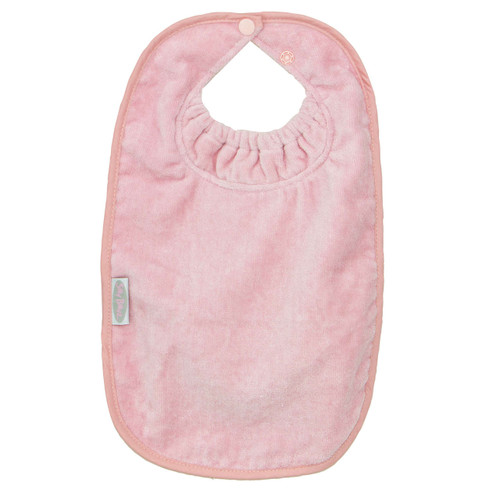 Antique Pink XL Towel Bib