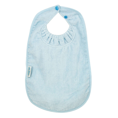 Dusty Blue XL Towel Bib